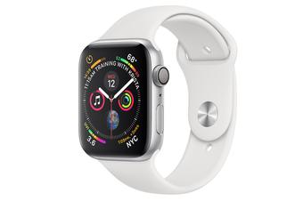 Apple Watch 4 Aluminium (44mm, Silver) - Used as Demo