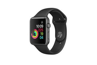 Apple Watch 2 Aluminium (38mm, Black) - Used as Demo