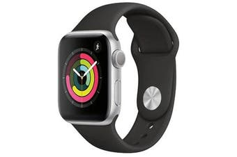 Apple Watch 2 Aluminium (38mm, Silver) - Used as Demo
