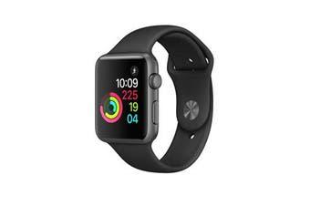 Apple Watch 2 Aluminium 42 mm Black - Used as Demo