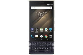 BlackBerry Key2 LE BBE100-4 Dual SIM 4G (64GB, Champagne) - FREE DELIVERY