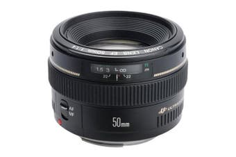 Canon EF 50mm f/1.4 USM 50 mm F1.4 Lens - FREE DELIVERY