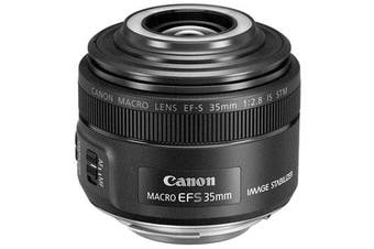 Canon EF-S 35mm f/2.8 Macro IS STM Lens - FREE DELIVERY