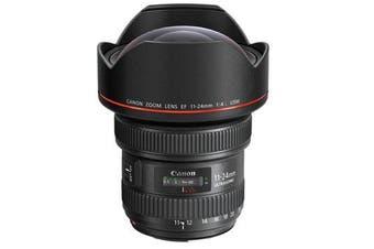 Canon EF 11-24mm f/4L USM Lens - FREE DELIVERY