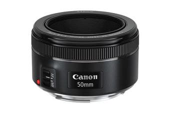 Canon EF 50mm f/1.8 STM Lens - FREE DELIVERY