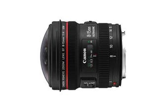 Canon EF 8-15mm f/4L Fisheye USM Ultra-Wide Zoom Lens - FREE DELIVERY