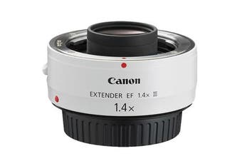 Canon Extender EF 1.4x III Lens - FREE DELIVERY