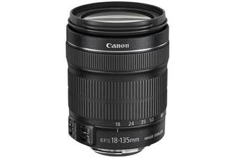 Canon EF-S 18-135mm f/3.5-5.6 IS STM Lens (Kit Lens) - FREE DELIVERY