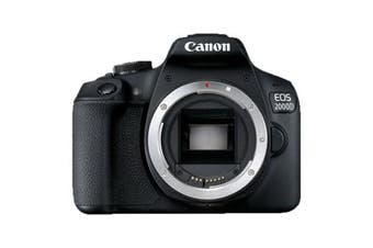 Canon 2000d Black - FREE DELIVERY