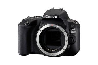 Canon 200d Black - FREE DELIVERY