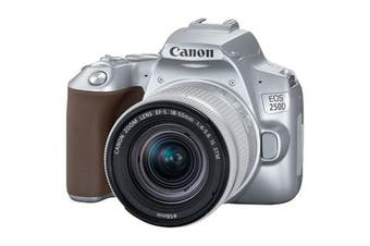 Canon 250d Kit 18-55 STM Silver - FREE DELIVERY