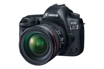 Canon 5d Mark IV with EF 24-70mm f/4L Lens Kit - FREE DELIVERY