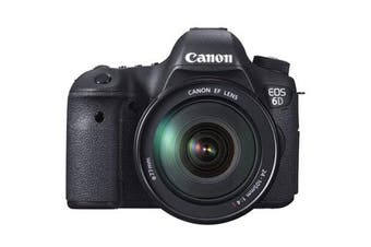 Canon 6d with EF 24-105mm IS STM Lens kit - FREE DELIVERY