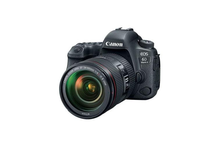 Canon 6d Mark II with 24-105mm f/4L IS II USM - FREE DELIVERY