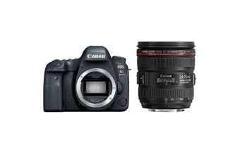 Canon 6d Mark II with 24-70mm f/4L IS USM - FREE DELIVERY