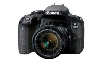 Canon 800d with 18-55mm IS STM Black - FREE DELIVERY