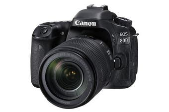 Canon 80d Kit (18-135mm) - FREE DELIVERY