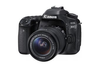 Canon 80d Kit (18-55mm) - FREE DELIVERY
