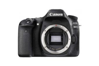 Canon 80d - FREE DELIVERY