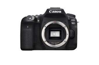 Canon 90d Black - FREE DELIVERY