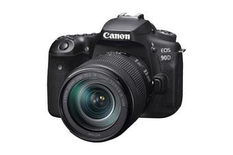 Canon 90d EF-S 18-135mm f/3.5-5.6 IS USM Lens - FREE DELIVERY