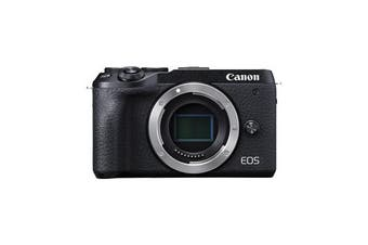 Canon M6 MK II Body (kit box) Black - FREE DELIVERY