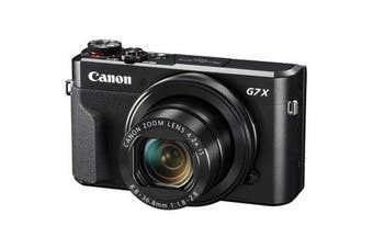 Canon PowerShot G7 X Mark II Black - (FREE DELIVERY)