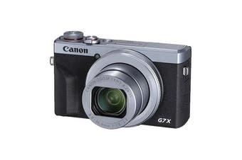 Canon PowerShot G7 X Mark III Silver - (FREE DELIVERY)