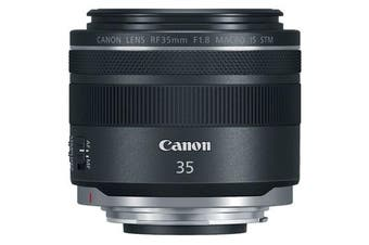 Canon RF 35mm f/1.8 Macro IS STM Lens - FREE DELIVERY