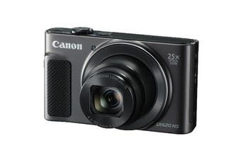 Canon PowerShot SX620 HS Black - (FREE DELIVERY)