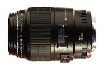 Canon EF 100mm f/2.8 Macro USM 100 f2.8 for 5D 50D 500D - FREE DELIVERY