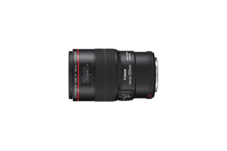 Canon EF 100mm f2.8L Macro IS USM Lens f/2.8 for 5D 50D - FREE DELIVERY