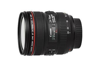 Canon EF 24-70MM F/4L IS USM Lens - FREE DELIVERY