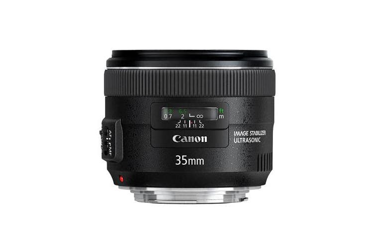 Canon EF 35mm f/2 IS USM Lens - FREE DELIVERY