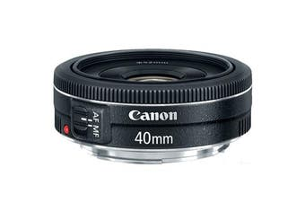 Canon EF 40mm f/2.8 STM Lens - FREE DELIVERY