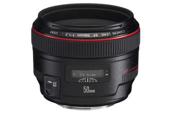 Canon EF 50mm f/1.2 L USM 50 f1.2 L USM - FREE DELIVERY