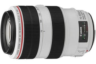 Canon EF 70-300mm 70-300 f/4/F4-5.6 L IS USM - FREE DELIVERY