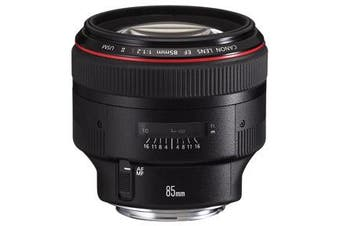 Canon EF 85mm f/1.2L II USM Lens 85 1.2 - FREE DELIVERY