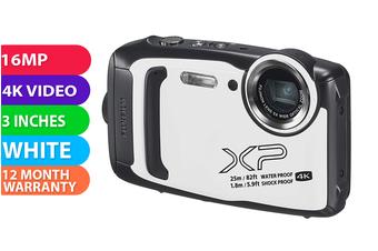 Fujifilm FinePix XP140 White - (FREE DELIVERY)