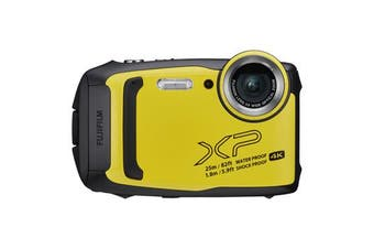 Fujifilm FinePix XP140 Yellow - (FREE DELIVERY)