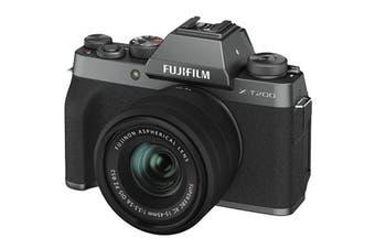 Fujifilm x-t200 Kit (15-45mm) Dark Silver - FREE DELIVERY