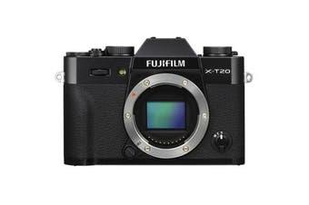 Fujifilm x-t20 Black - FREE DELIVERY