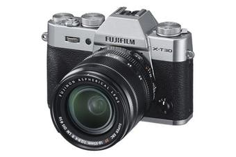 Fujifilm x-t30 Kit (18-55mm) Silver - FREE DELIVERY
