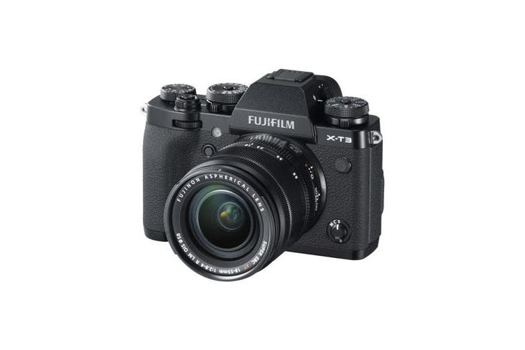 Fujifilm x-t3 (18-55mm) Kit Black - FREE DELIVERY