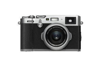 Fujifilm X100F Silver - (FREE DELIVERY)