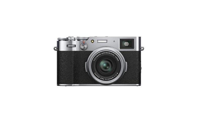 Fujifilm X100V Silver - (FREE DELIVERY)