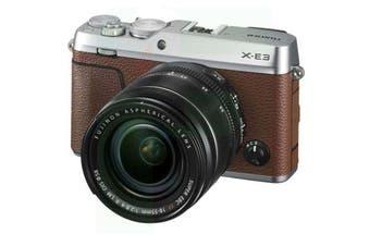 Fujifilm x-e3  (18-55) Kit Brown - FREE DELIVERY