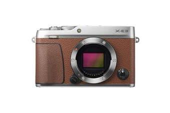 Fujifilm x-e3 Body Brown - FREE DELIVERY