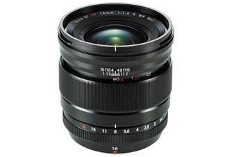 Fujifilm Fujinon XF 16mm F1.4 R WR Lens - FREE DELIVERY