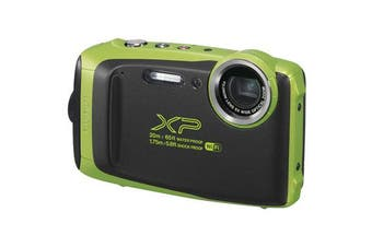 Fujifilm FinePix XP130 Lime - (FREE DELIVERY)